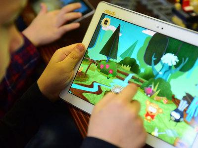 Детские мобильные игры и развивающие приложения: исследование MOMRI