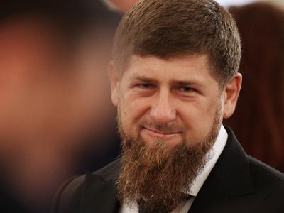 Кадыров заработал в два раза больше, чем в прошлом году