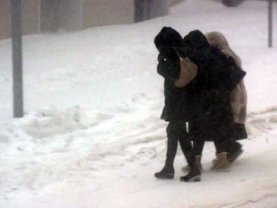 В Приморье из-за снегопада отменили более 30 автобусных рейсов