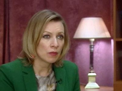 Захарова рассказала о предательстве Израиля и новом политшоу в США