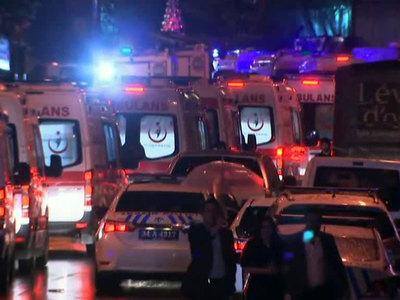 СМИ: террорист, атаковавший ночной клуб в Стамбуле, ликвидирован