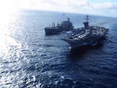 Корабли НАТО недружественно повели себя с российскими судами