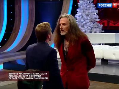 """""""Давай, щенок"""": Никита Джигурда спровоцировал конфликт в """"Прямом эфире"""""""