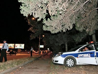 В Грузии взорвалась машина с россиянином