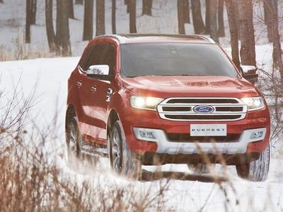 Новый Ford Bronco останется ортодоксальным внедорожником