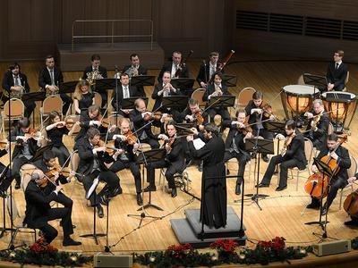 Московский синодальный хор исполнил произведения Гайдна и Рахманинова
