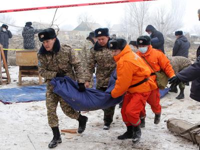 Катастрофа в Киргизии: к судебным медикам поступило 31 тело