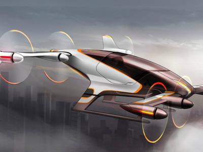 Airbus испытает беспилотное аэротакси до конца года