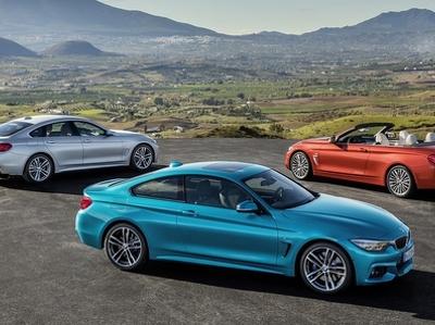 Представлена обновленная BMW 4 серии