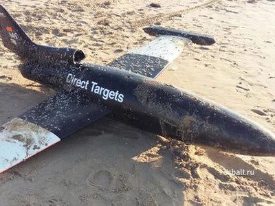В море под Анапой обнаружен беспилотник Airbus