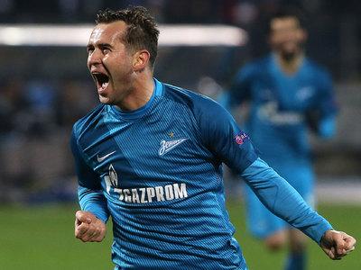 """Александр Кержаков пропустит второй сбор """"Зенита"""""""