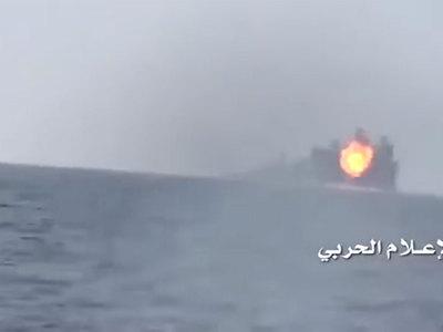 Пентагон: целью бандитов, напавших на саудовский фрегат, мог быть корабль ВМС США