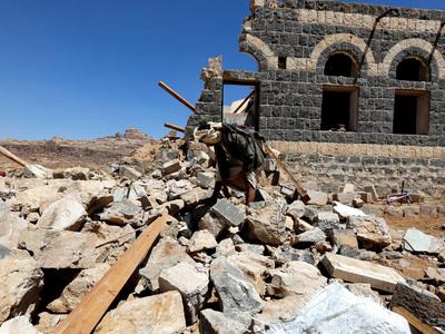 Авиаудар коалиции в Йемене: погибли девять человек