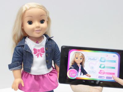В Германии рекомендовали не покупать детям кукол-шпионов