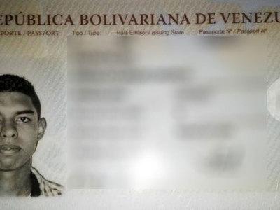 Лыжника из Венесуэлы обвинили в контрабанде наркотиков