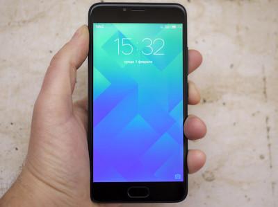 Обзор смартфона Meizu M5: пластик 2.0