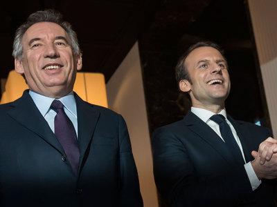 Соратник Макрона подал в отставку из-за коррупционного скандала