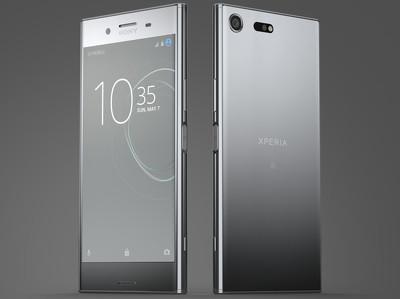 Sony анонсировала смартфон-суперфлагман с 4K-экраном