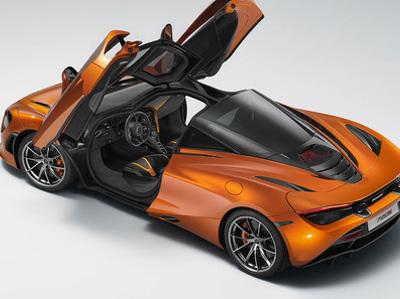 """Новый """"убийца Ferrari"""": раскрыта внешность и название суперкара"""