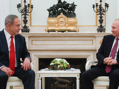 23 августа Путин встретится с Нетаньяху