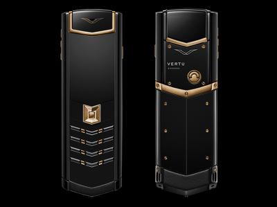 """Производителя """"люксовых"""" телефонов Vertu продали за $60 миллионов"""