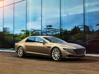 Aston Martin займется производством роскошных седанов