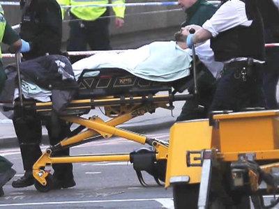 В Лондоне скончался пострадавший при теракте