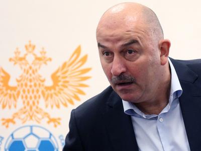 Станислав Черчесов назвал состав сборной России