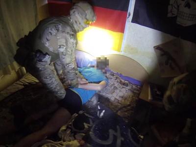 Сотрудники ФСБ обезвредили вооруженную группу неонацистов в Калининграде