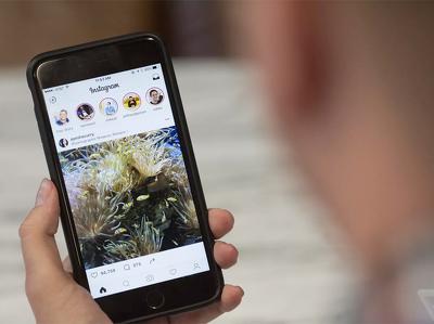 """Instagram начнет размывать """"деликатные"""" фото"""