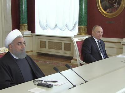 Россия и Иран нацелены на стратегическое партнерство