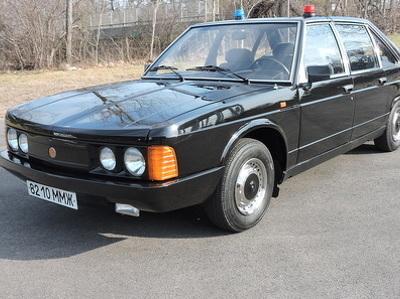 На аукцион в США выставлен автомобиль КГБ СССР