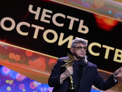 """На вручении """"Ники"""" режиссеры призвали власть услышать митинговавшую молодежь"""