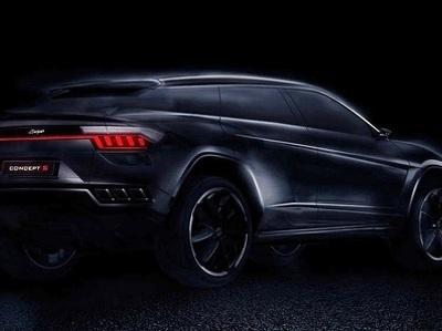 Создатели клона Porsche Macan скопировали несуществующий Lamborghini
