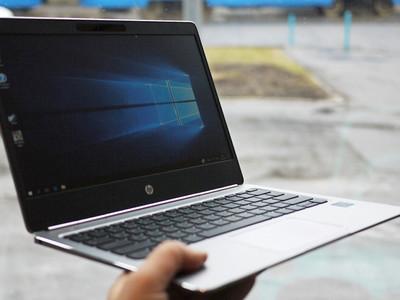 Обзор ультрабука HP EliteBook Folio G1: работа налегке
