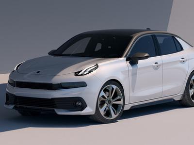 Премиальный бренд от Geely и Volvo представил первый седан