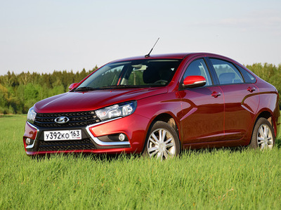 В Европе резко вырос спрос на автомобили Lada
