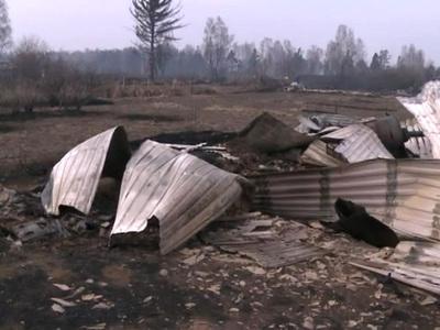 Пострадавшие от природных пожаров получат 143 миллиона рублей