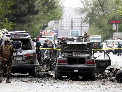 Теракт в Афганистане: число жертв увеличилось до 34 человек
