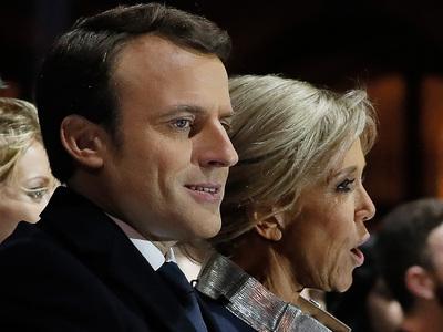 Французский журналист извинился за то, что назвал Макрона геронтофилом