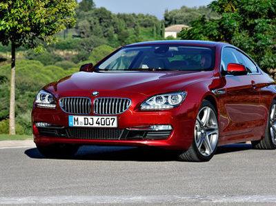 Компания BMW сняла с производства купе 6 серии