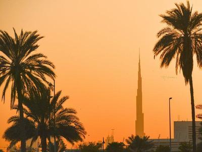 В Дубае строят виллы с хрустальными и малахитовыми ванными