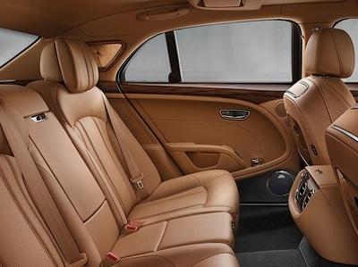 Bentley будет делать интерьеры автомобилей из медуз и грибов