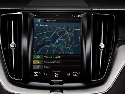 """Android на колесах: систему Google """"вживят"""" в автомобили Audi и Volvo"""