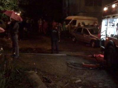 Из-за взрыва газа в Сочи погиб один человек