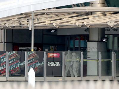 Полиция задержала еще одного подозреваемого по делу о теракте в Манчестере