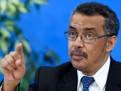 Экс-глава Минздрава Эфиопии стал новым гендиректором ВОЗ