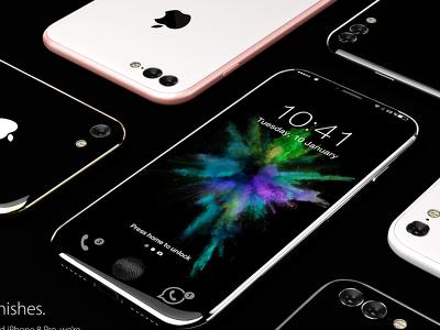 """""""Невозможному"""" дизайну iPhone 8 нашлось объяснение"""