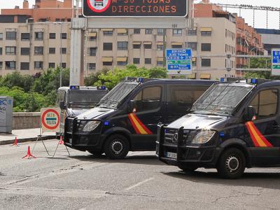 В испанском Кабрильсе нейтрализована группа террористов