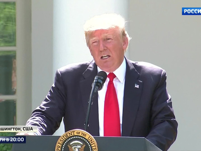 Трамп как канатоходец: чем грозит выход из Парижского соглашения